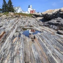 Pemaquid Point Lighthouse, Maine - Ellie Kennard 2015