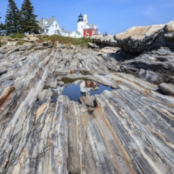 Pemaquid Point Lighthouse, Maine - Ellie Kennard 2015