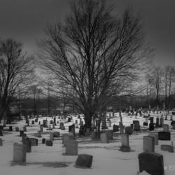 Hillaton Graveyard, Nova Scotia - Ellie Kennard 2012